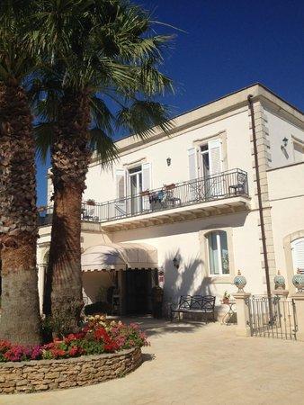 Hotel Principe di Fitalia Wellness & SPA : Hotel Entrance