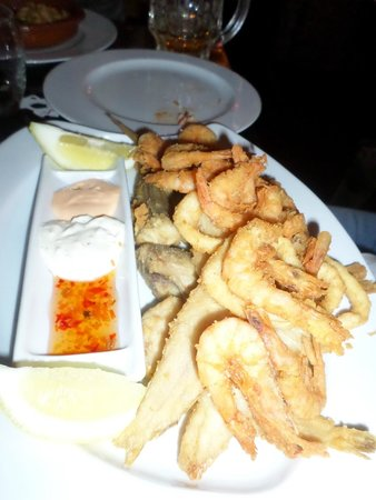 Hotel Du Golf: Истанский ресторан