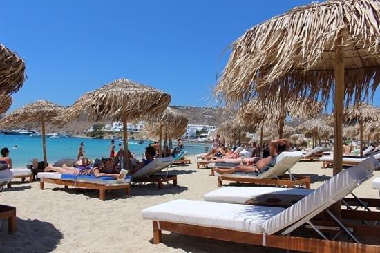 Bonatsa: Comfy beach chairs