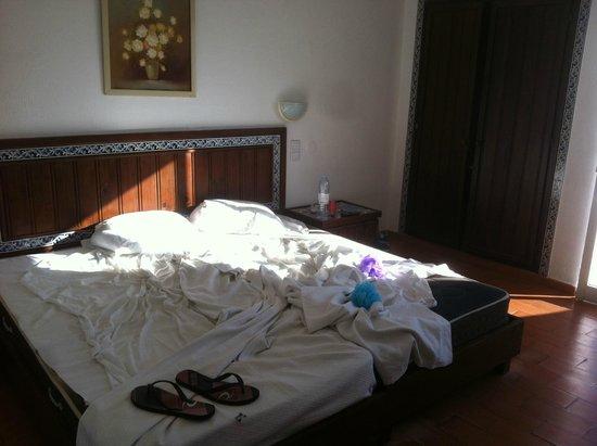 Hotel Califórnia : bedroom