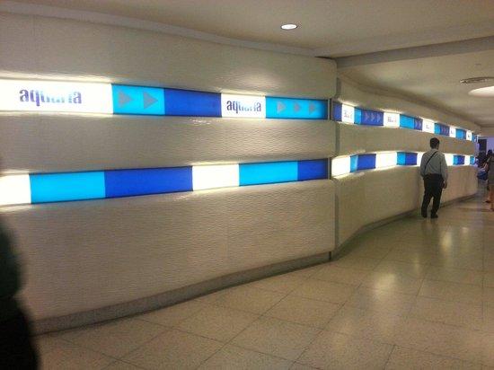 Aquaria KLCC : Exit