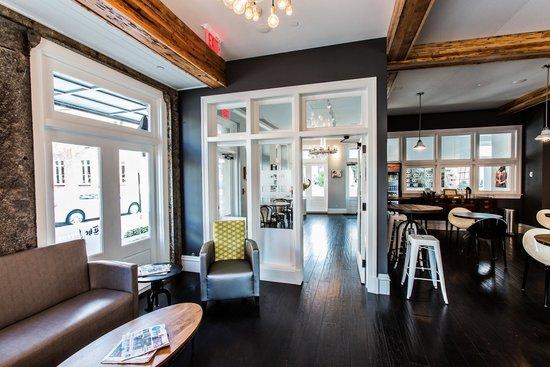 The Vendue Charleston's Art Hotel: The Vendue