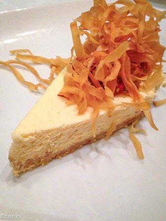 Beatrice and Woodsley: pimento cheesecake