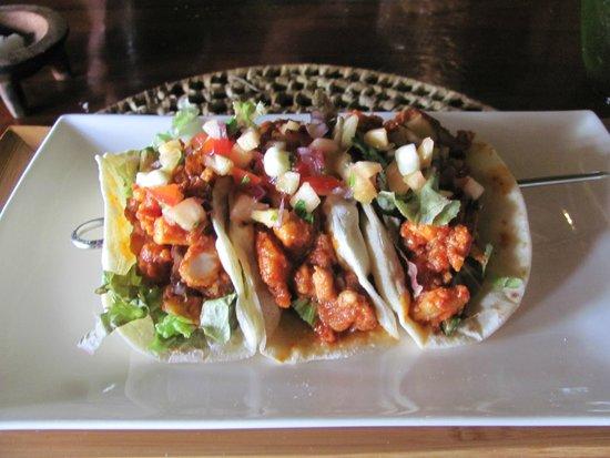 Qamea Resort And Spa Fiji: Fish tacos