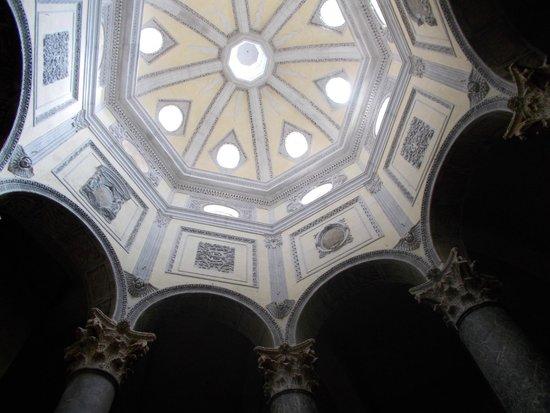 Cathédrale Saint-Sauveur : Купол собора