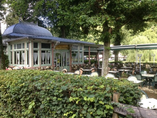 Uriage les Bains, Prancis: Le Pavillon d'Armenonville