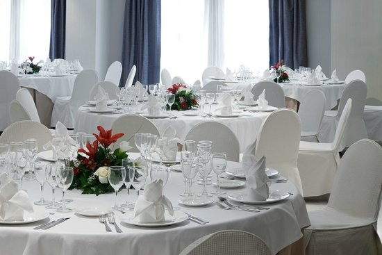 URH Ciutat de Mataro : MEETING ROOM WEDDING