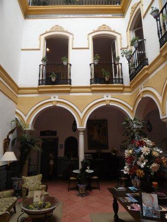 Hotel Abanico Sevilla: coorte 2