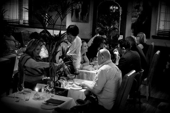 Annexe: Back restaurant