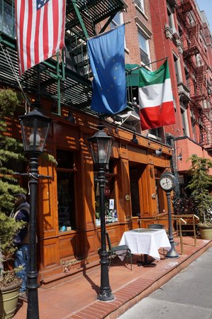 Little Italy: Restaurante