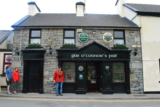 O'Connors Pub Doolin: Gus O'Conner's Pub in Doolin
