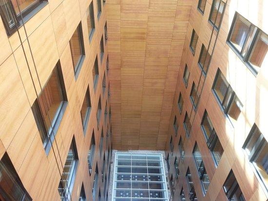 Ayre Hotel Gran Via : Hotel inside view