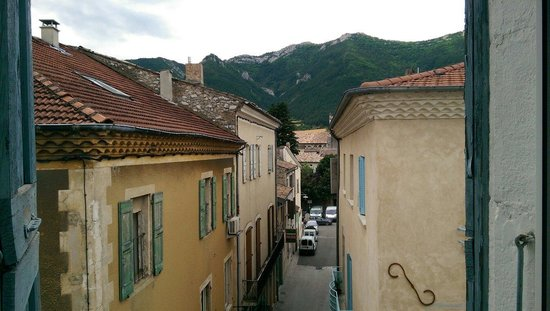 Hotel des Alpes : View from room 15