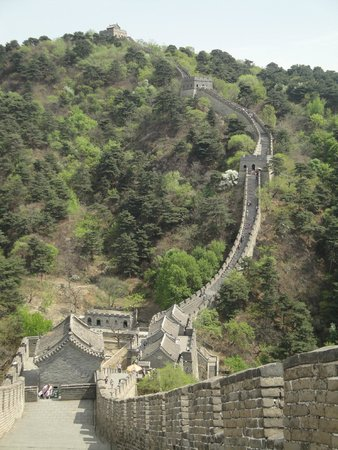 Catherine Lu Tours : the Wall