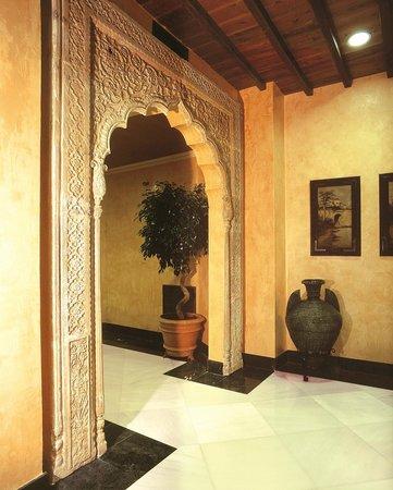 NH Granada Centro: Lobby / reception