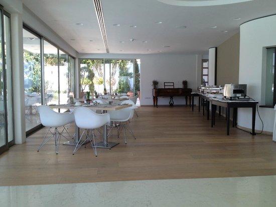 Alasia Hotel: Dining Area