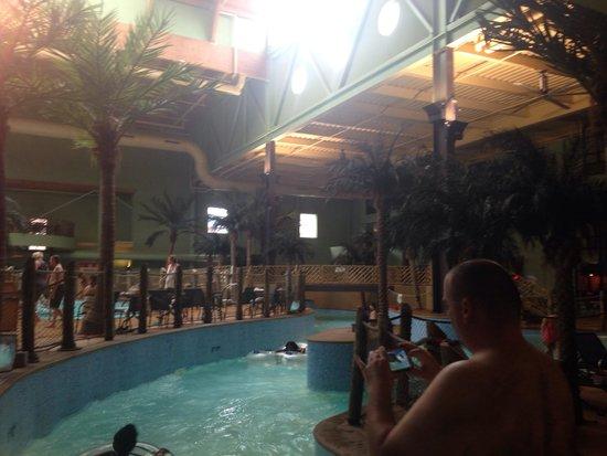 Maui Sands Resort & Indoor Waterpark: Water park