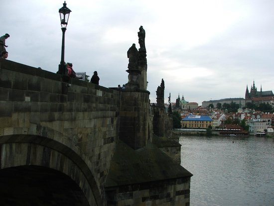 Puente de Carlos: Karlov Most