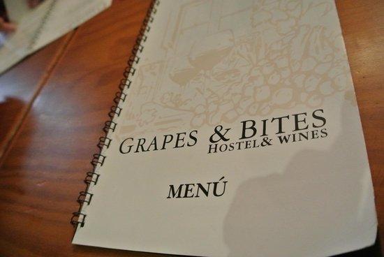 Grapes & Bites: Grape & Bites