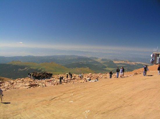 Pikes Peak - America's Mountain: veduta