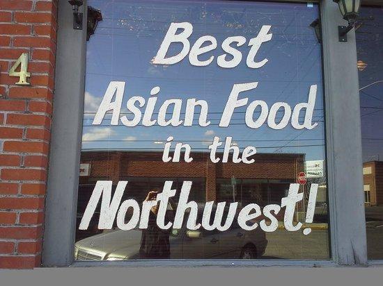 Golden Harvest Restaurant: Yup, that's us!
