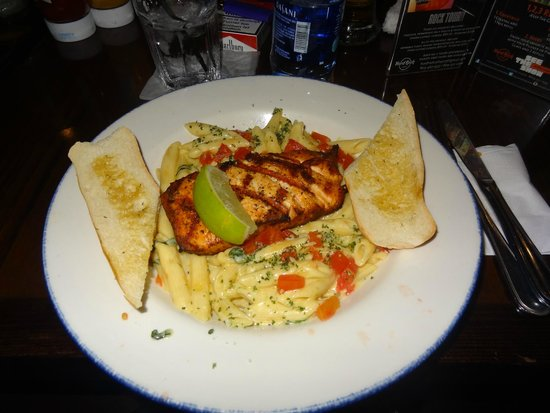 Hard Rock Cafe: Eten
