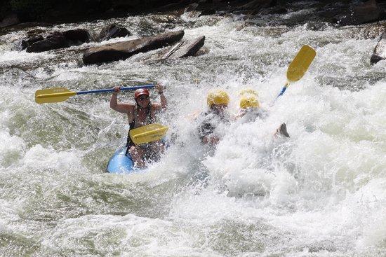Ocoee Rafting: So much fun!