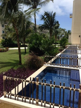 Dreams Riviera Cancun Resort & Spa: Plunge pool rooms