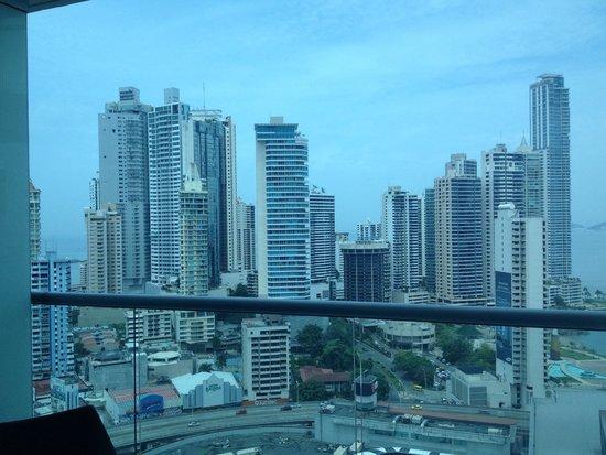 Hard Rock Hotel Panama Megapolis: Vista de haitacion