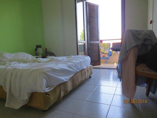 Hotel Ristorante Calabrisella: Letto