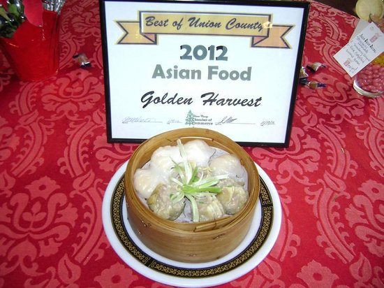 Golden Harvest Restaurant: Canton Dim Sum