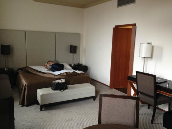 Residence Palazzo Al Velabro : bedroom