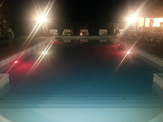 Palazzo del Papa: piscina