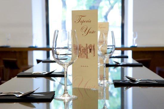 NH Collection Cáceres Palacio de Oquendo: Restaurant