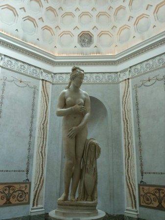 Musées du Capitole : Venere Capitolina