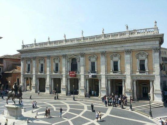 Musées du Capitole : Musei Capitolini