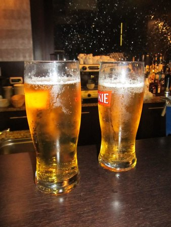 FAB Fusion : Great cold beers