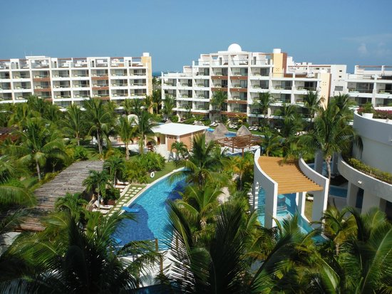 Excellence Playa Mujeres : View from our suite