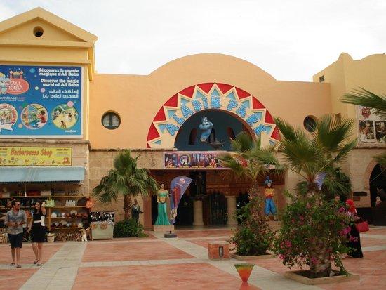 Eden Village Yadis Hammamet : entrata jasmine medina nuova