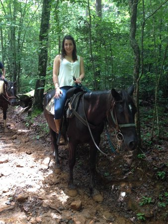 Adventure Trail Rides: With Morgan