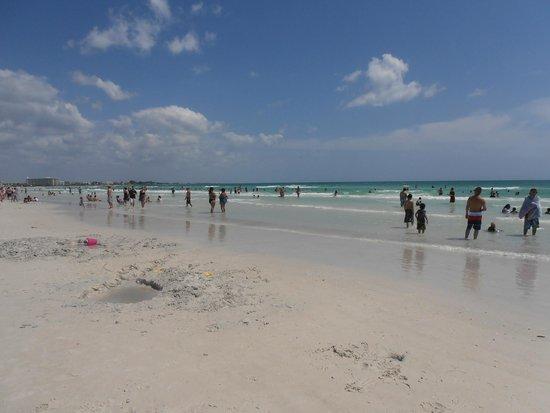 Siesta Beach: spiaggia infinita