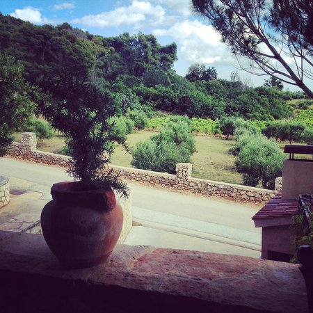 Hotel Boskinac: Vista do restaurante