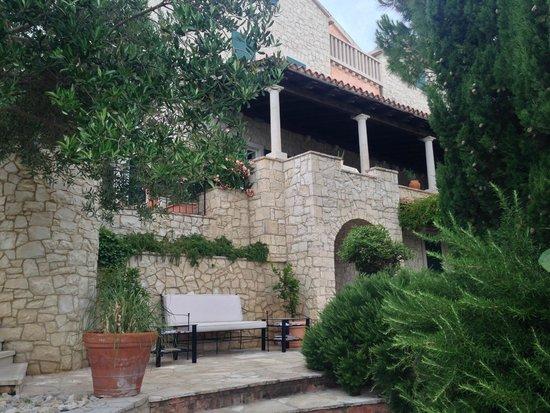 Hotel Boskinac: Frente do hotel