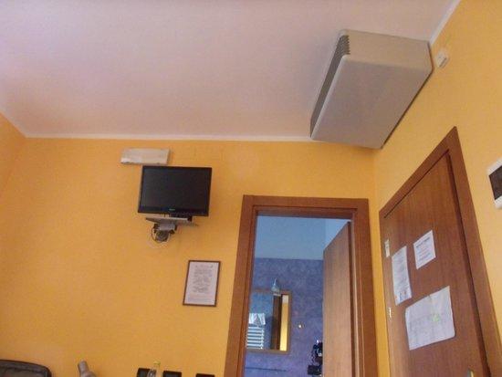 Hotel Galata : Nosso quarto