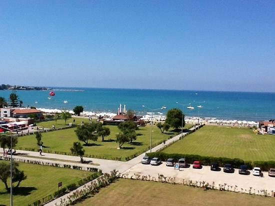 Sensimar Andiz by Barut Hotels: view from sunset roof terrace