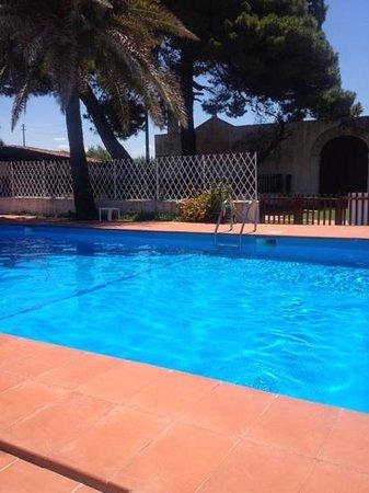 Villa Amodeo B&B: lovely pool