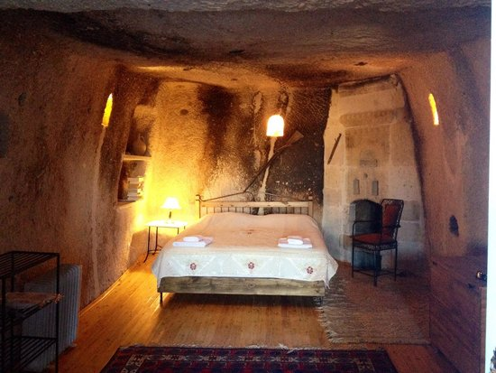 Kilim Pension: Cave-room (nr. 14)