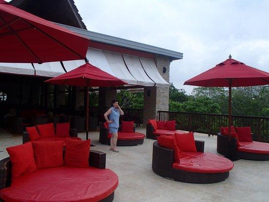 Decameron Barú: Recepcion hotel