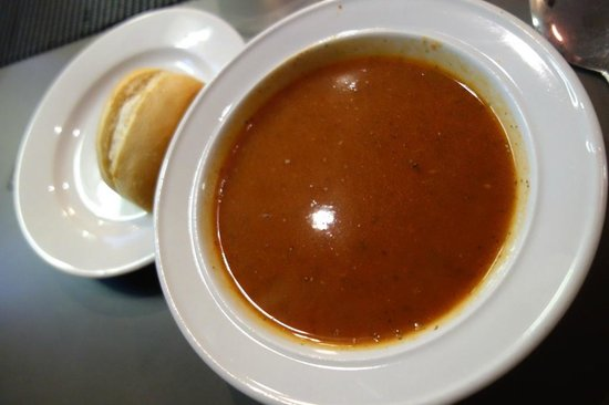 Doubtful Sound : Vegie soup
