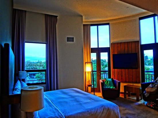 Andaz Napa: Room/view